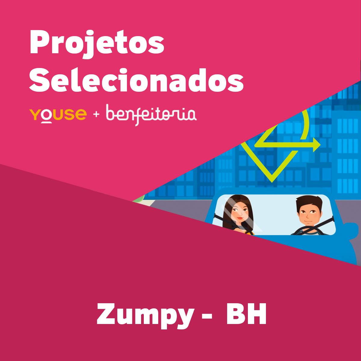 Projetos Selecionados - Zumpy - BH