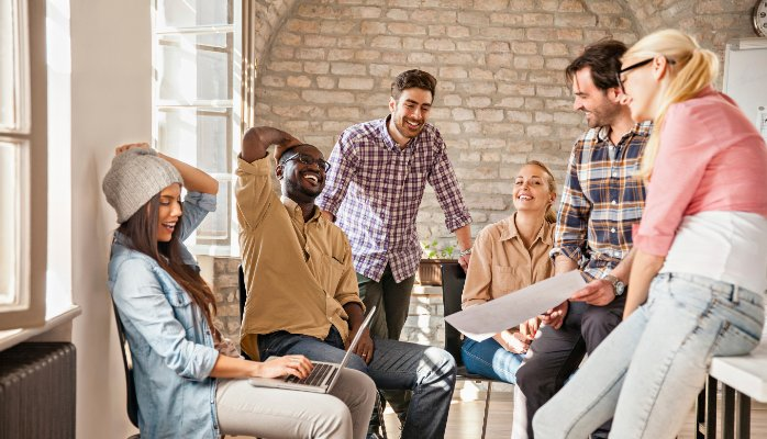 Liderança e cultura colaborativa