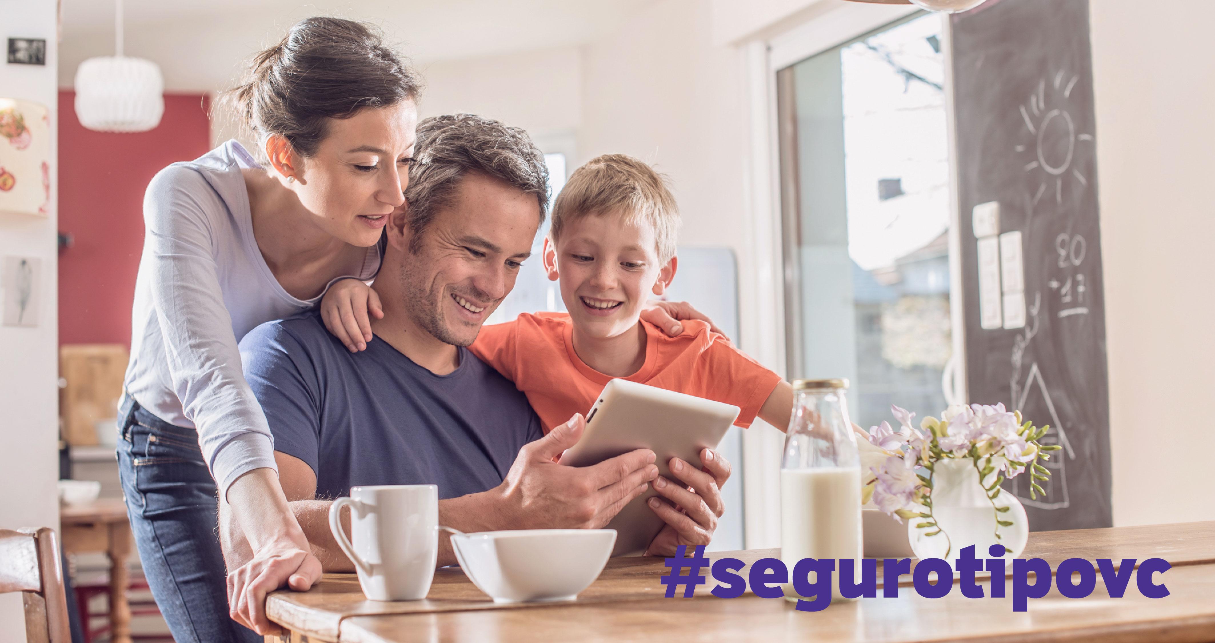 Seguro online para você e sua família ficarem protegidos