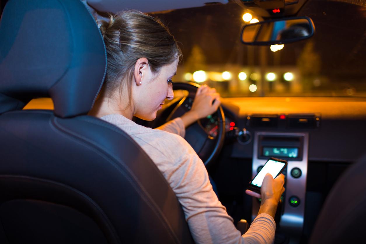 cuidados para dirigir a noite