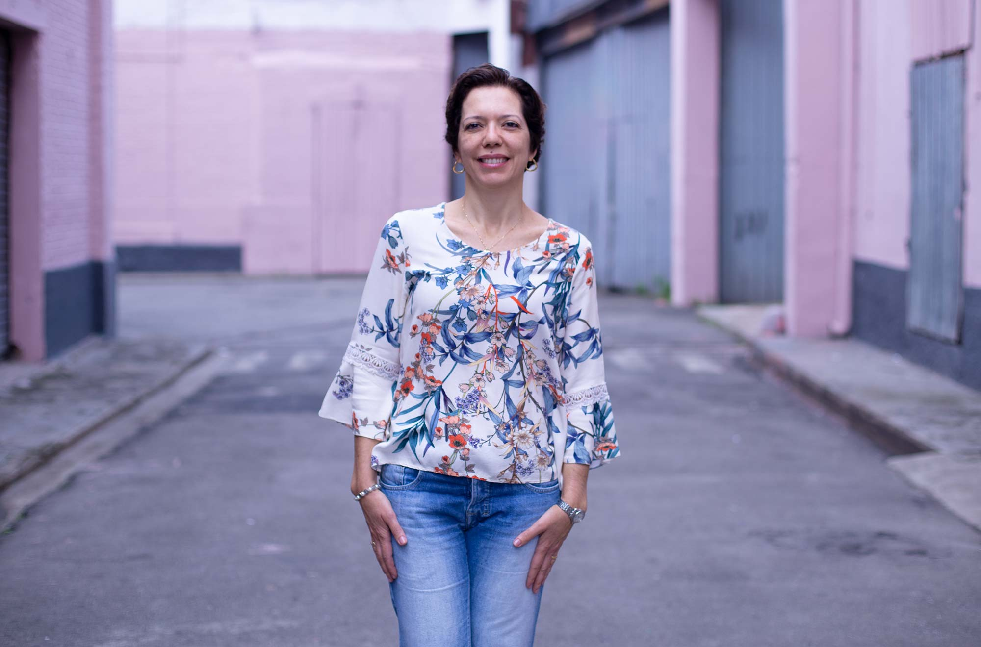 A advogada Iracy Tavares (Foto: Frank Abreu/Youse)