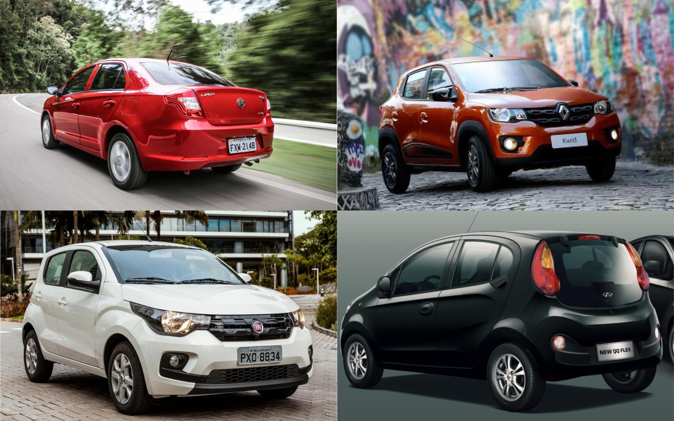 f0e4eca2f44e Visual, lista de equipamentos e até as médias de consumo de combustível são  algumas coisas que sempre entram na conta na hora de comprar um carro novo.