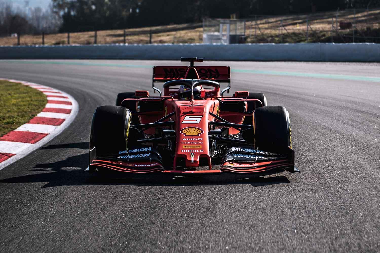 Novo carro da Ferrari para a Fórmula 1 (6)