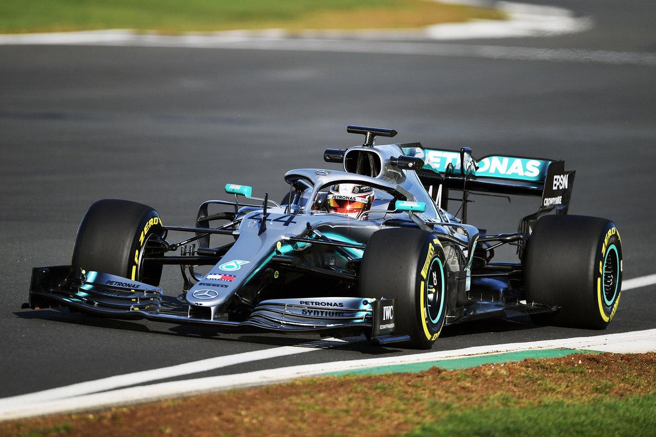 Mercedes na F1 2019 (2)