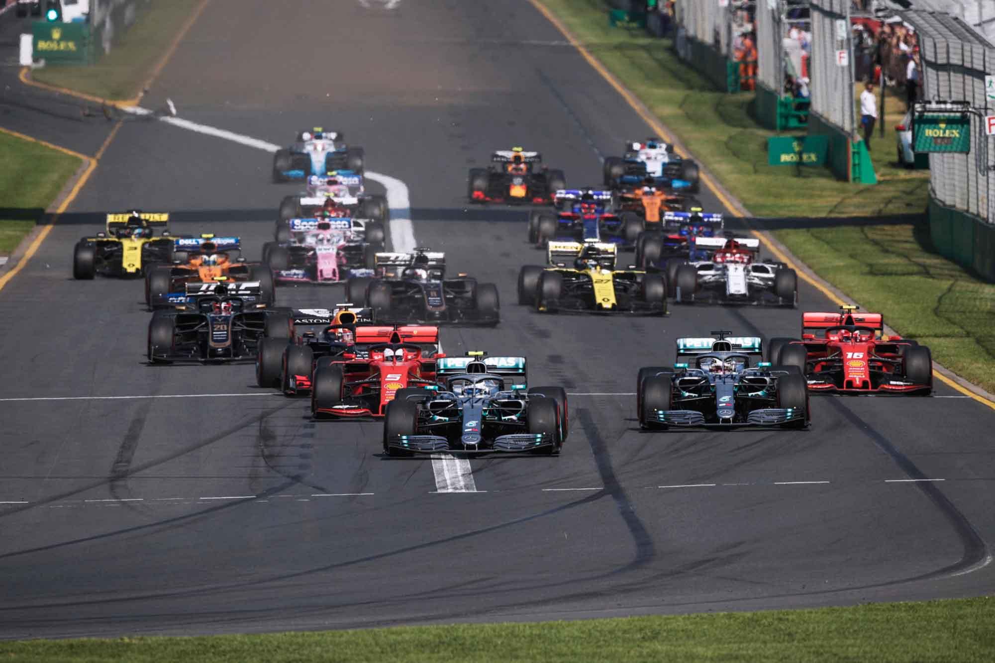 GP de Melbourne de F1 (3)