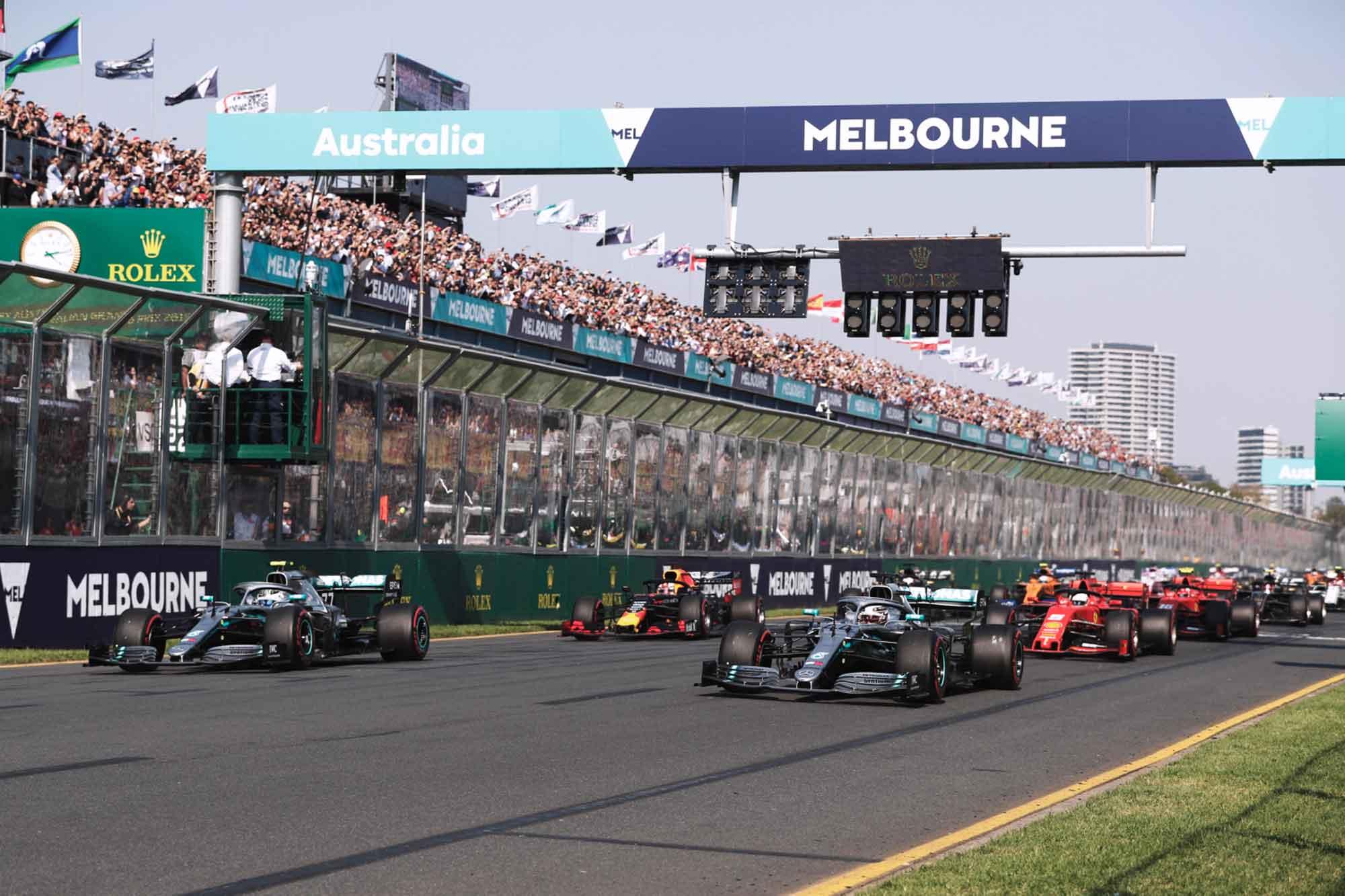 GP de Melbourne de F1 (2)