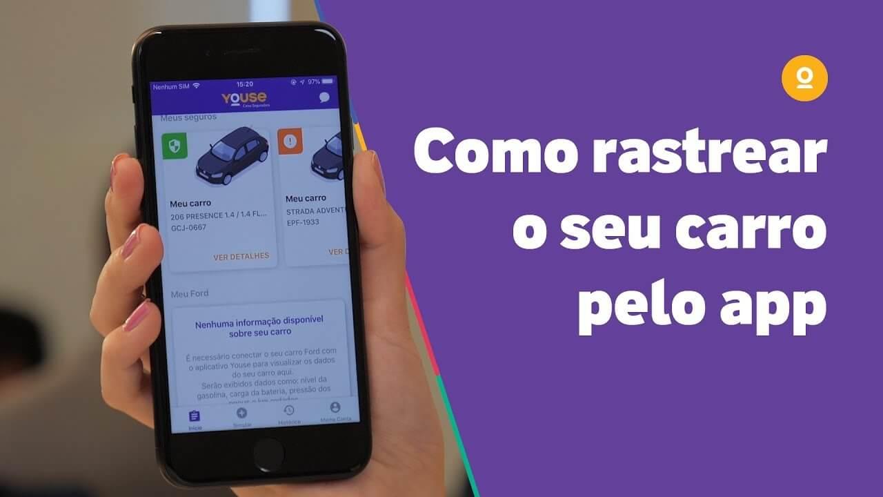 app para rastrear carros