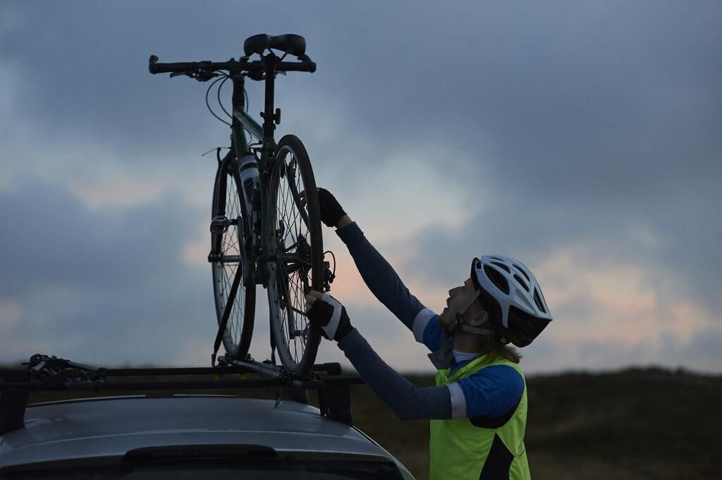 Regras para montar suporte para bicicleta