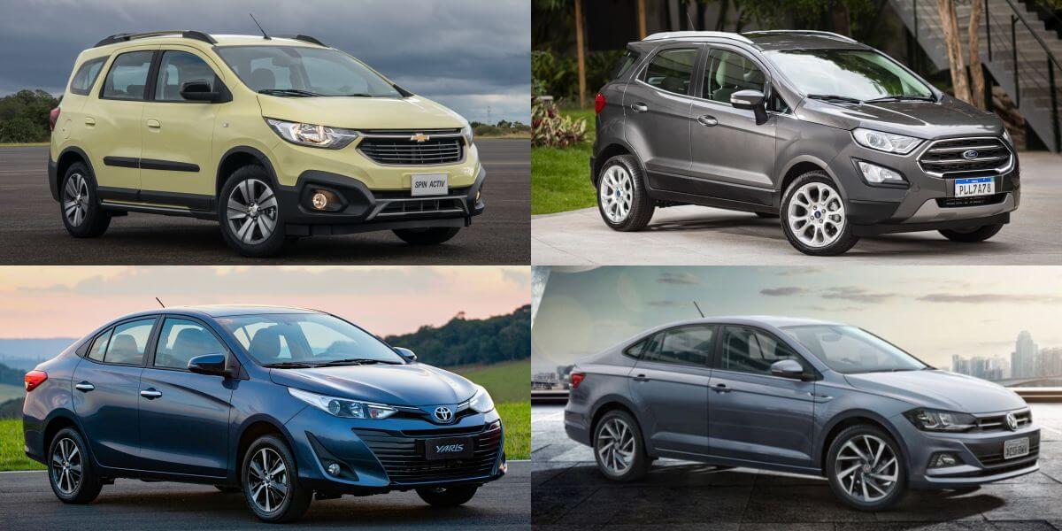 carros que menos desvalorizam