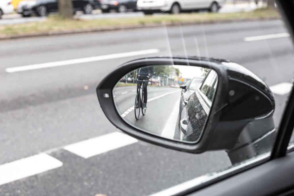 ponto cego no carro